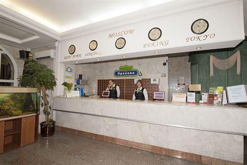 гостиницы москвы рядом с метро орехово