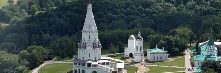 Выставки на территории музея-заповедника «Коломенское»